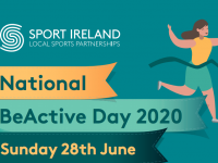 Kerry People Encouraged To 'BeActive' This Sunday
