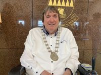 Mayor Terry O'Brien.