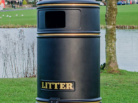 Call For Council To Empty Litter Bins On A More Regular Basis