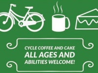 A Social Cycle With Coffee And Cake In Town This Saturday