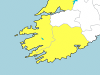 Met Éireann Issues Rainfall Warning For Kerry