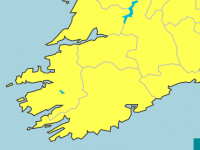 Wind Warning For Ireland Issued By Met Éireann