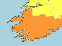 Status Orange Rainfall Warning For Kerry Takes Effect Tonight