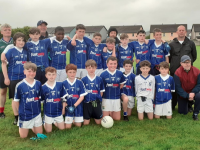 U14s Kerins O' Rahillys v Mitchels. Co. League