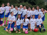 Tralee Parnells U12 Royal Blue Camogie Team vs Killarney Wed 5th Aug
