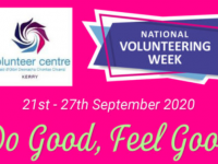 Kerry Centre Organises Online Events For National Volunteering Week