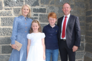 PHOTOS: First Holy Communion Day Arrives For Spa NS Pupils