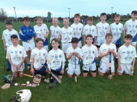Tralee Parnells U12s that played St Brendans in a challenge match last Friday night