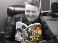 Mark's 'Unputdownable' Biography Of DJ Curtin Garners Huge Praise