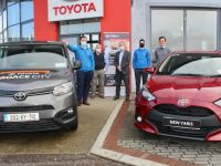 The team at Kelliher's Toyota welcome the measures in Budget 2021. Photo by Dermot Crean