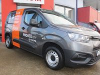 The Toyota Proace City.