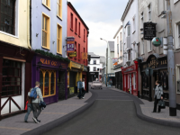 How it is envisaged Bridge Street will look like.