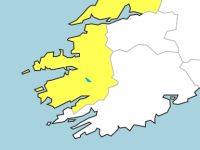 Met Éireann Issues Wind Warning For Kerry