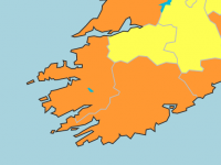 Status Orange Wind Warning For Kerry
