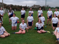 Tralee Parnells Minor Camogie team that played in the County Championship semi-final last Saturday in Ardfert