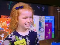 David Walliams Sends Special Message To Tralee Girl On 'The Toy Show'