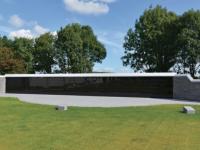 The Columbarium Wall at Shannon Crematorium.