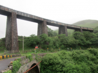 Gleensk Viaduct on the South Kerry Greenway.
