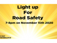 Council Encourages Public To Shine A Light For Road Safety This Sunday
