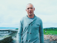 Kieran Donaghy in the video.