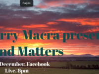 Kerry Macra To Host Online 'Mind Matters' Talk