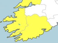 Met Eireann Issues Wind Warning For Kerry