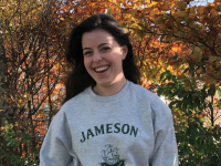 Megan Bambury from Listowel.