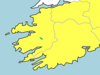 Met Éireann Issues Wind Warning For Kerry On Tuesday Night