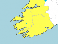 Status Yellow Wind Warning As Storm Bella Arrives For St Stephen's Day