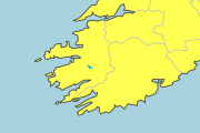 Status Yellow Low Temperature/Ice Warning Remains In Place Until Monday Morning