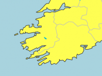 Met Éireann Issues Wind Warning For Today