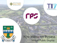 Public Invited To View Preferred Route For N70 Milltown Bypass On Webinar