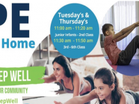 Council Launches Online PE Classes For Primary School Children