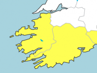 Status Yellow Rainfall Warning Issued For Kerry
