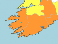 Status Orange Rainfall Warning Issued For Kerry