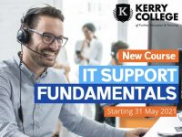 New Summer Course At Kerry College On IT Fundamentals