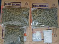 €40,000 Of Suspected Drugs Seized By Kerry Gardaí