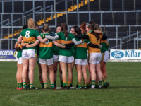 Here's The Kerry Ladies Team To Face Monaghan In Semi-Final Today
