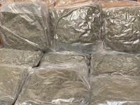 €140,000 Of Suspected Cannabis Seized In Kilcummin