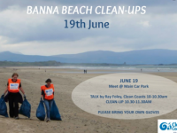 Banna Beach Clean-Up Planned For Saturday