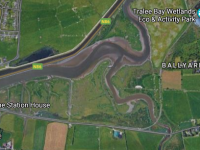A possible walkway is is being examined for Tralee Bay Wetlands to Blennerville.