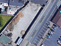 The site allocated for the new home for Tralee Boxing Club at Dean's Lane, Boherbee.