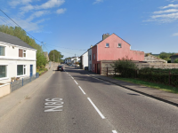 A safe crossing area for pedestrians is to be installed west of Murphy's Terrace in Ballymullen later this year.