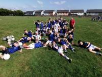 Kerins O' Rahilly's U9 Boys still full of beans after their Go Games v Laune Rangers last Sunday in Ballyrickard.