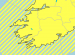 Rain And Thunderstorm Warning Issued But Kerry Looks Like Staying Mainly Dry