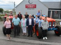 Members of Spa Fenit Community Council and friends launching the Heritage Weekend taking place on August 14/15. Photo by Dermot Crean