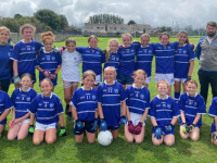 Kerins O' Rahilly's U12 Team after defeating Knock / Brosna in Rd. 1 of the Co. League
