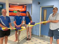 Kingdom Swimmers Resume Training Together After Eight Months