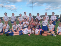 Tralee Parnells U10 Parnells Girls after Playing Causeway at Home in Caherslee