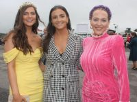 at McElligotts Honda Ladies Day at Listowel Races on Friday. Photo by Dermot Crean